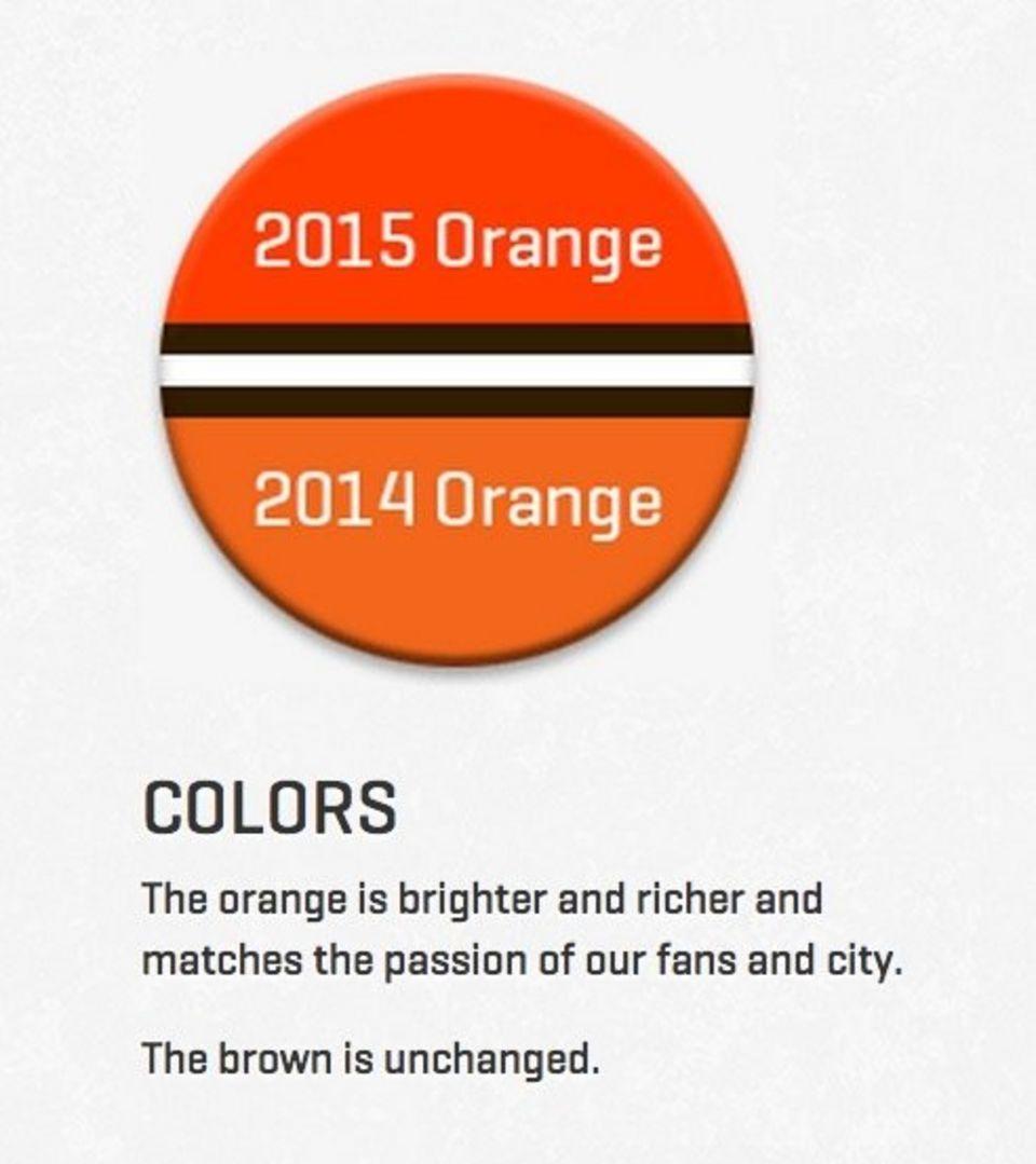 Cleveland Browns Logo 2015